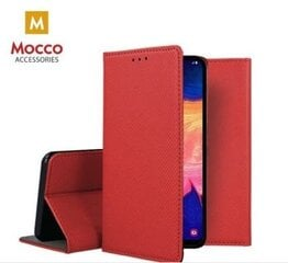 Mocco Smart Magnet Book Case For Samsung Galaxy M31sRed kaina ir informacija | Mocco Smart Magnet Book Case For Samsung Galaxy M31sRed | pigu.lt