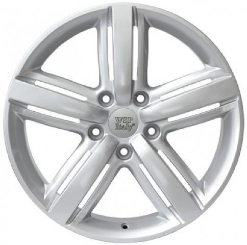 WSP Italy Garda4VO66 Silver 8.5R19 5x130/59 71.6
