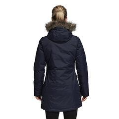 Striukė moterims Adidas Xploric Parka, mėlyna kaina ir informacija | Striukės moterims | pigu.lt