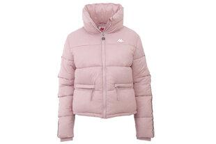Striukė moterims Kappa Herolda Wm Jacket 308026-15-2706, rožinė kaina ir informacija | Striukės moterims | pigu.lt