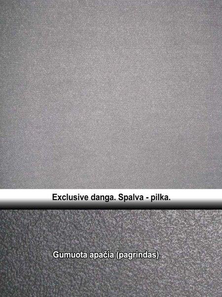 Kilimėliai ARS RENAULT CLIO 2005-2012 /14 Exclusive
