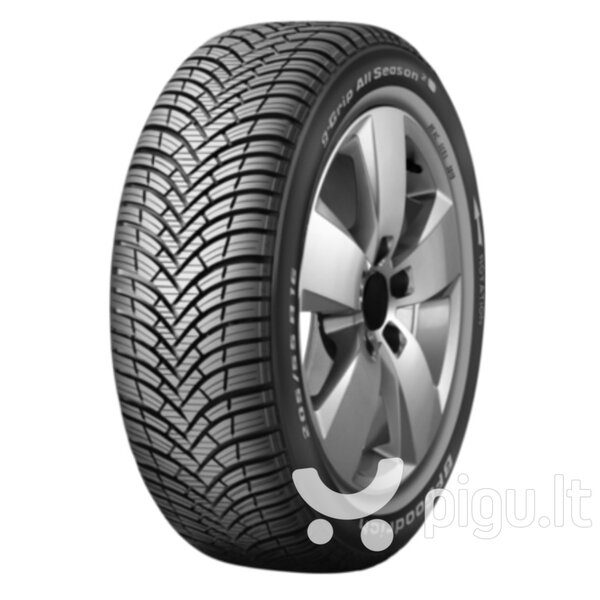 BF Goodrich G-Grip All Season 2 215/45R17 91 W XL