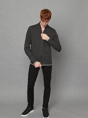 Megztinis vyrams Monton, pilkas kaina ir informacija | Megztinis vyrams Monton, pilkas | pigu.lt