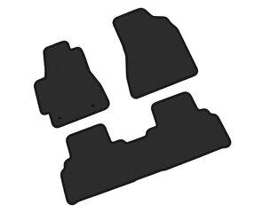 Kilimėliai ARS TOYOTA HIGHLANDER 2000-2007 /MAX2 Exclusive kaina ir informacija | Modeliniai tekstiliniai kilimėliai | pigu.lt
