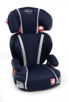 Automobilinė kėdutė Graco Logico L X Comfort , Peacoat