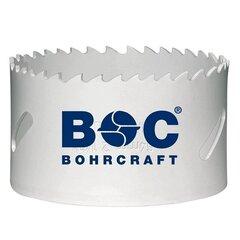 Gręžimo karūna Bohrcraft HSS-E (Co 8), 76 mm kaina ir informacija | Mechaniniai įrankiai | pigu.lt