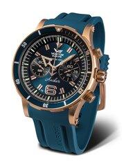 Часы Vostok Europe 6S21-510O586, синие цена и информация | Мужские часы | pigu.lt