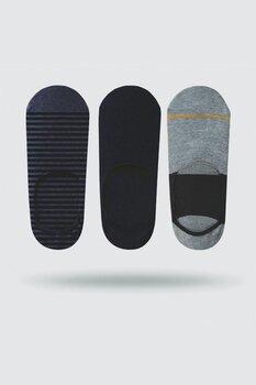 Kojinės vyrams John Frank, įvairių spalvų, 3 poros kaina ir informacija | Vyriškos kojinės | pigu.lt