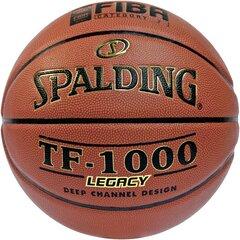 Krepšinio kamuolys Spalding TF-1000 FIBA, 7 dydis