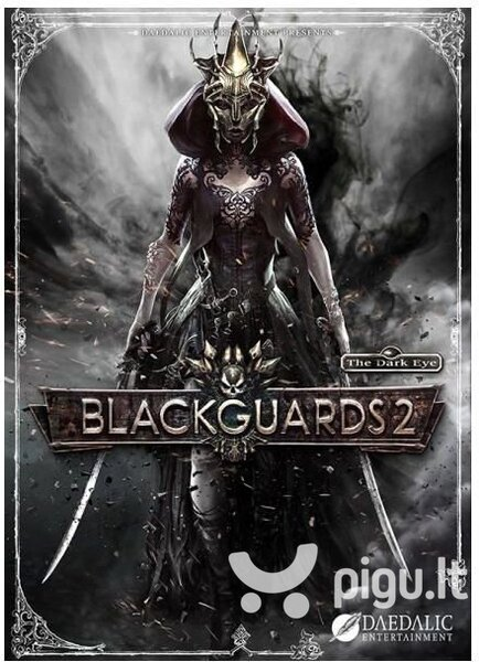 Daedalic Entertainment BLACK2