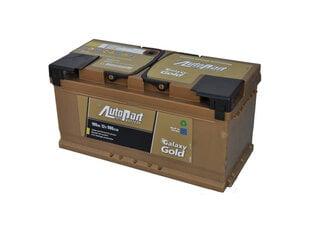 Akumuliatorius 100AH 900A GALAXY GOLD kaina ir informacija | Akumuliatoriai | pigu.lt