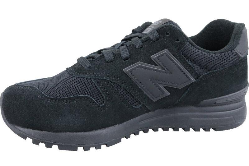 Спортивная обувь для мужчин New Balance ML565DN, черная интернет-магазин