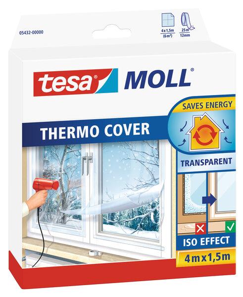 Plėvelė langų apšiltinimui TESA TermoCover 4mx1,5m