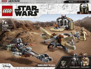 75299 LEGO® Star Wars™ Bėda Tatuine kaina ir informacija | Konstruktoriai ir kaladėlės | pigu.lt