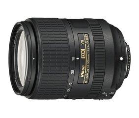 Nikon AF-S DX NIKKOR 18-300mm f/3.5-6.3G ED VR kaina ir informacija | Objektyvai | pigu.lt