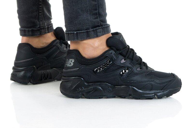 Sportiniai batai moterims New Balance 850 WL850GFC, juodi