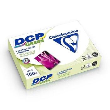 Popierius spalvotiems printeriams DCP Green 160g/m2 A4, 500 lapų kaina ir informacija | Sąsiuviniai ir popieriaus prekės | pigu.lt
