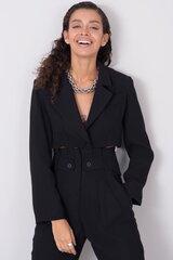 Švarkelis moterims, juodas kaina ir informacija | Moteriški švarkeliai | pigu.lt
