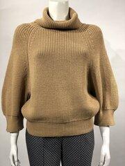 Šiltas megztinis moterims pūstomis reglano rankovėmis Paquito kaina ir informacija | Megztiniai moterims | pigu.lt