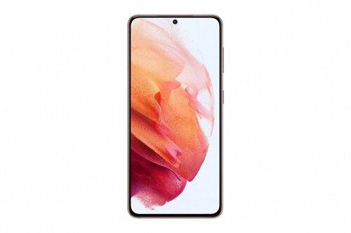 Samsung Galaxy S21, 128GB, Dual SIM, Phantom Pink kaina ir informacija | Mobilieji telefonai | pigu.lt