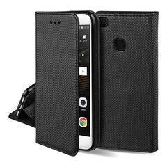 Telefono dėklas Smart Magnet Huawei P Smart 2021 juodas kaina ir informacija | Telefono dėklai | pigu.lt