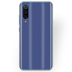 Hallo Ultra Back Case 1 mm Silikoninis telefono dėklas Samsung A715 Galaxy A71 Skaidrus kaina ir informacija | Telefono dėklai | pigu.lt