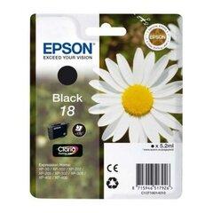 Rašalo kasetė Epson C13T18014010, juoda