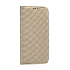 Smart Case Book Xiaomi Redmi Note 9 Pro/9S auksinis kaina ir informacija | Telefono dėklai | pigu.lt