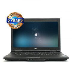 Nec VK20E-M 2950M 4GB 480GB SSD Windows 10 Professional (Renew) kaina ir informacija | Nešiojami kompiuteriai | pigu.lt