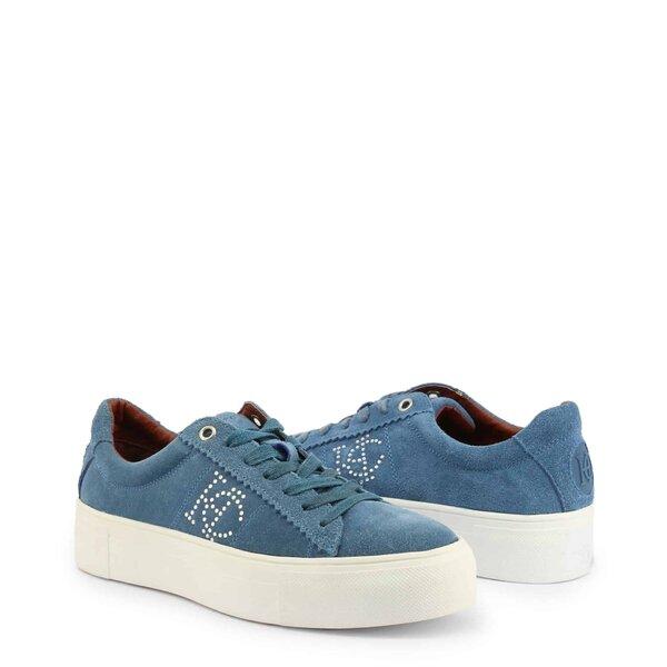 Sportiniai bateliai moterims Henry Cottons mersea181W51010 39971, mėlyni internetu