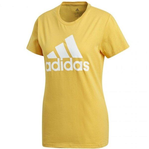 Marškinėliai vyrams Adidas Badge of Sports W FT9684 75916 kaina ir informacija | Sportinė apranga moterims | pigu.lt