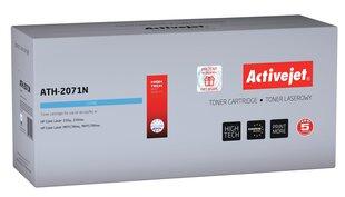 Тонер Activejet ATH-2071N совместим с принтерами HP HP 117A 2071A, синий цена и информация | Картриджи для лазерных принтеров | pigu.lt