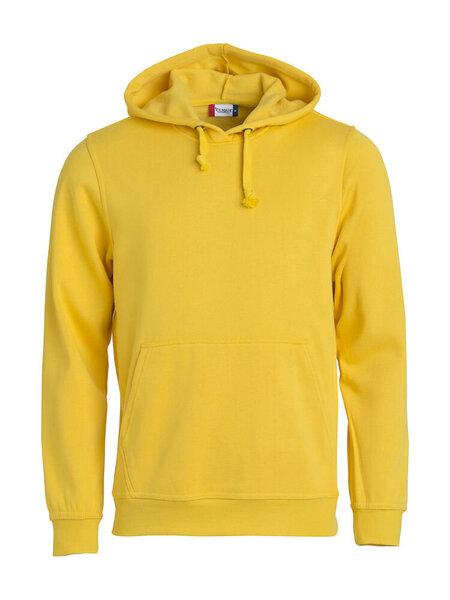 Džemperis vyrams Clique CLIQUE Basic Hoody lemon