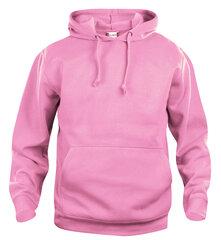 Džemperis vyrams Clique Basic Hoody bright pink kaina ir informacija | Džemperiai vyrams | pigu.lt