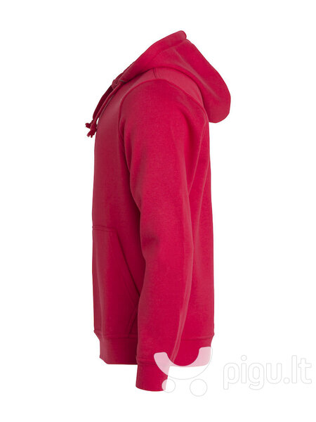 Džemperis vyrams Clique Basic Hoody red internetu