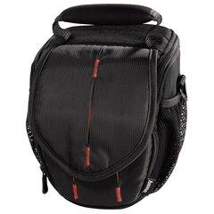 Fotoaparato krepšys Hama Canberra, 110 Colt, juodas/raudonas