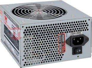 MODECOM 500W (ZAS-FEEL2-00-500-ATX) kaina ir informacija | Maitinimo šaltiniai (PSU) | pigu.lt