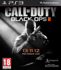 CALL OF DUTY: Black Ops II, PS3