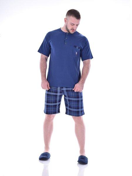 Vyriška pižama Pidzaama house, mėlyna kaina