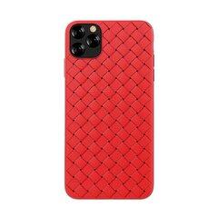 Devia skirtas iPhone 11 Pro, raudonas kaina ir informacija | Telefono dėklai | pigu.lt