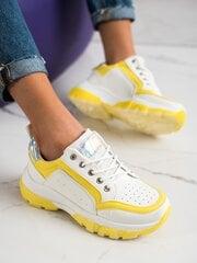 Kedai moterims, geltoni kaina ir informacija | Sportiniai bateliai, kedai moterims | pigu.lt