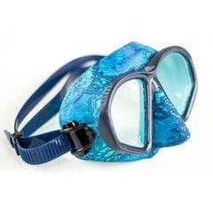 Kaukė Scorpena M2, mėlyna kaina ir informacija | Nardymo kaukės | pigu.lt