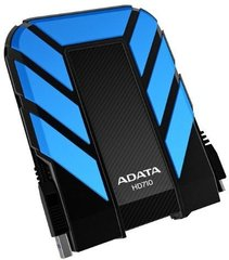 A-Data HD710 2.5'' 1TB, USB 3.0, Mėlyna