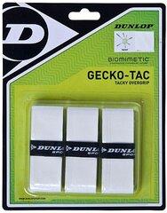 Lauko teniso raketės gripsas Dunlop Gecko-tac, 3 vnt.