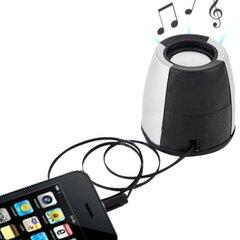 Nešiojama kolonėlė Music Bullet kaina ir informacija | Garso kolonėlės | pigu.lt