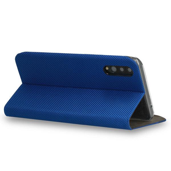 Sensitive book dėklas, skirtas Samsung Galaxy A02s, mėlyna pigiau
