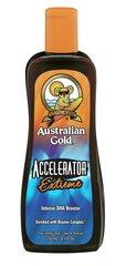 Soliariumo įdegio kremas Australian Gold Accelerator Extreme, 250 ml kaina ir informacija | Soliariumo kremai | pigu.lt