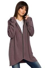 Džemperis moterims BE 108653, rudas kaina ir informacija | Džemperiai moterims | pigu.lt