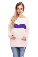 Megztinis moterims PeeKaBoo 132025, rožinis kaina ir informacija | Megztiniai moterims | pigu.lt