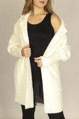 Paltas moterims, baltas kaina ir informacija | Paltai moterims | pigu.lt